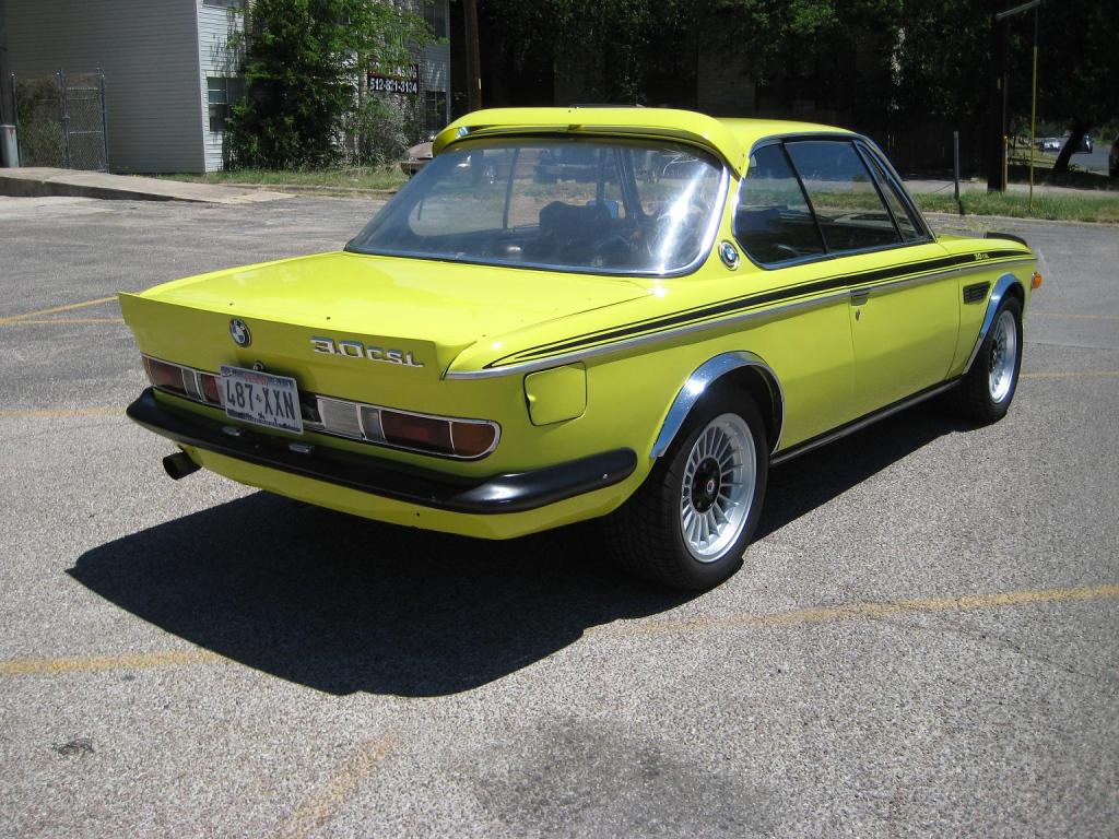 Photo Gallery Bmw 30 Csl 2211372 Voiture Car Wagen